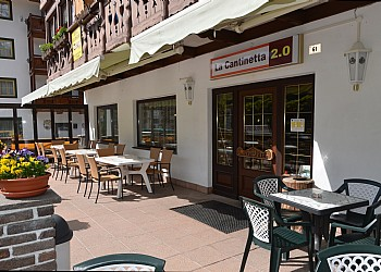 Ristoranti e pizzerie a Canazei - Esterne - ID foto 180