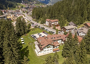 Hotel 3 stelle a Canazei (***) a Canazei. Hotel Villa Rosella