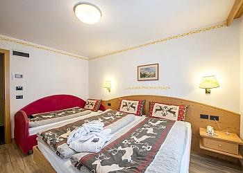 Hotel 3 stelle a Canazei (***) a Canazei - Trilocale - ID foto 317