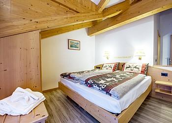 Hotel 3 stelle a Canazei (***) a Canazei - Mansarda - ID foto 322
