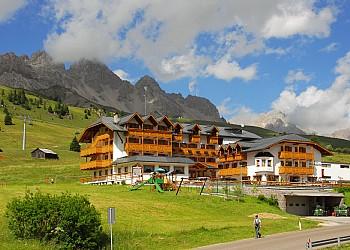 Hotel 3 stars in Moena - External - Photo ID 1004