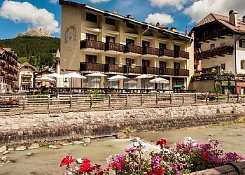 Hotel 3 stelle a Moena - Esterne - ID foto 1095
