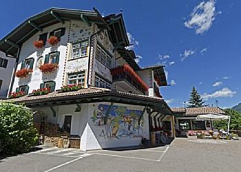 Hotel 3 stelle a Moena - Estate - ID foto 1149