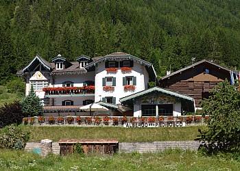 Hotel 3 stelle a Moena - Estate - ID foto 1153