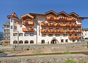 Hotel 3 stelle S a Moena - Esterne - ID foto 1157
