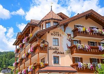Hotel 3 stelle a Moena - Esterne - ID foto 1175