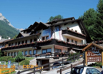 Hotel 3 stelle a Moena - Esterne - ID foto 1186