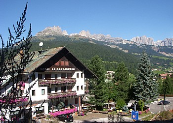 Hotel 2 stars in Moena - External - Photo ID 1189