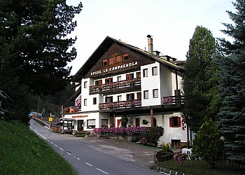 Hotel 2 stars in Moena - External - Photo ID 1190