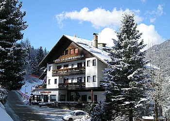 Hotel 2 stars in Moena - External - Photo ID 1191
