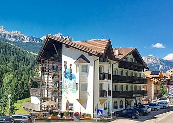 Hotel 3 stelle S a Moena - Esterne - ID foto 1252