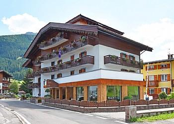 Hotel 3 stars in Moena - External - Photo ID 1281
