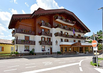 Hotel 3 stars in Moena - External - Photo ID 1282