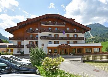 Hotel 3 stars in Moena - External - Photo ID 1283
