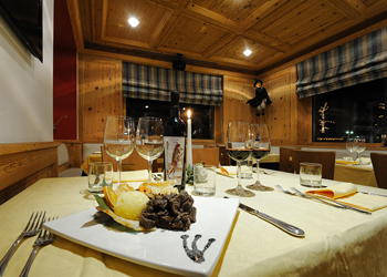 Restaurants, bars and pizzerias in Moena - Gallery - Photo ID 356