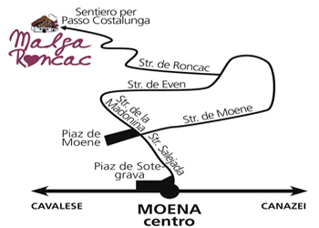 Restaurants, bars and pizzerias in Moena - Gallery - Photo ID 376