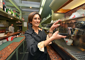 Restaurants, bars and pizzerias in Moena - Gallery - Photo ID 388