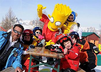 Ski schools in Moena - Gallery - Photo ID 581