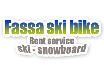 Services Campitello di Fassa: Fassa ski bike - Rent service