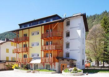 Apartmaji Pera di Fassa: Residence la Roggia - Claudio Ricci