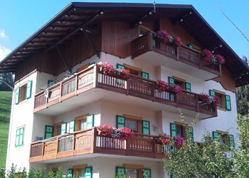 Appartamenti Moena: Ciasa Morelli - Giuseppina Deville
