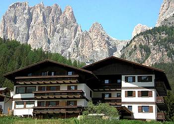 Residences in San Giovanni di Fassa - Pera - Summer - Photo ID 1043