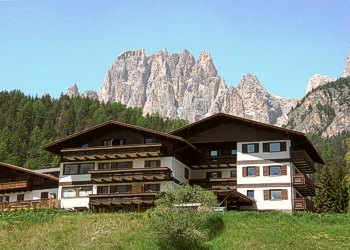 Residence - San Giovanni di Fassa - Pera - Außenansicht Sommer - Photo ID 1080