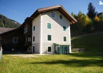 Wohnung - San Giovanni di Fassa - Pozza - Außenansicht Sommer - Photo ID 1108