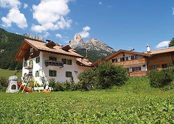 Apartmaji Pozza di Fassa: Casa Titol - Amalia Pollam