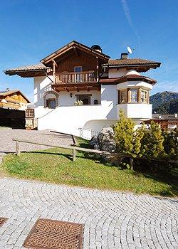Apartmaju - San Giovanni di Fassa - Vigo - Zunanje poletje - Photo ID 1132