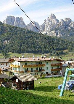 Appartamento a San Giovanni di Fassa - Pozza - Estate - ID foto 1152