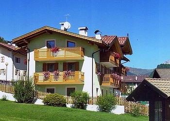 Appartamenti Pozza di Fassa: Maria Soraperra