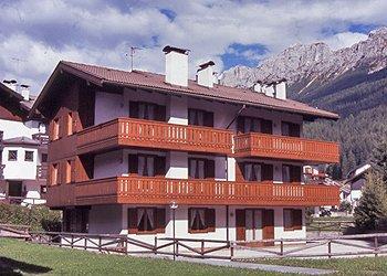 Apartmaji Moena: Zanoner Maria e Graziella
