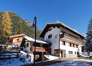 Appartamento a Canazei - Inverno - ID foto 1233