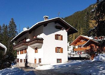 Appartamento a Canazei - Inverno - ID foto 1234