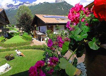Residence - Moena - Außenansicht Sommer - Photo ID 1236