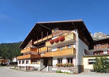 Wohnung - San Giovanni di Fassa - Pera - Außenansicht Sommer - Photo ID 1243
