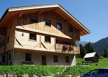 Appartamento a San Giovanni di Fassa - Pozza - Estate - ID foto 1276