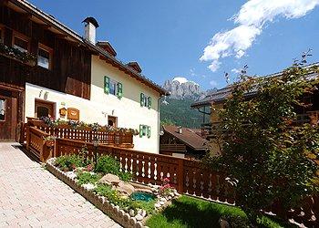 Appartamento a San Giovanni di Fassa - Vigo  - Estate - ID foto 1307