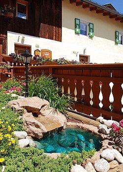 Appartamento a San Giovanni di Fassa - Vigo  - Estate - ID foto 1308