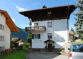 Apartment in Moena - Summer - Photo ID 1320
