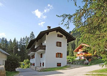 Appartamento a Canazei - Estate - ID foto 1324