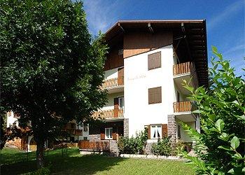 Apartment in Moena - Summer - Photo ID 1330