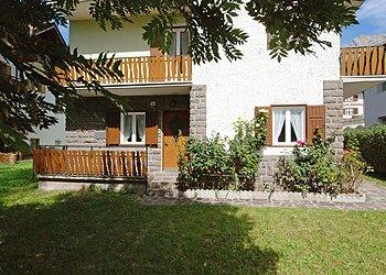 Apartment in Moena - Summer - Photo ID 1331
