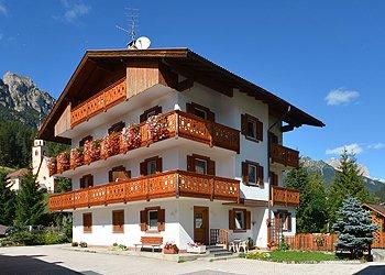 Appartamenti Pera di Fassa: Residence Luisa - Dario Bernard