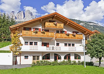 Appartamento a Campitello di Fassa - Estate - ID foto 1364