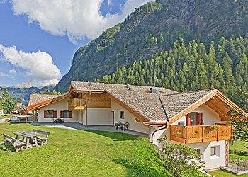 Appartamento a Campitello di Fassa - Estate - ID foto 1366