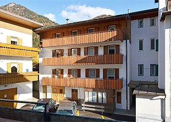 Appartamenti Pozza di Fassa: Appartamenti Mara