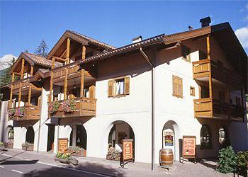 Appartamento a Moena - Estate - ID foto 1376