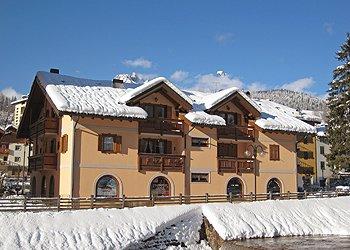 Apartment in Moena - Winter - Photo ID 1377
